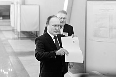俄罗斯大选开始 普京支持率达到69%