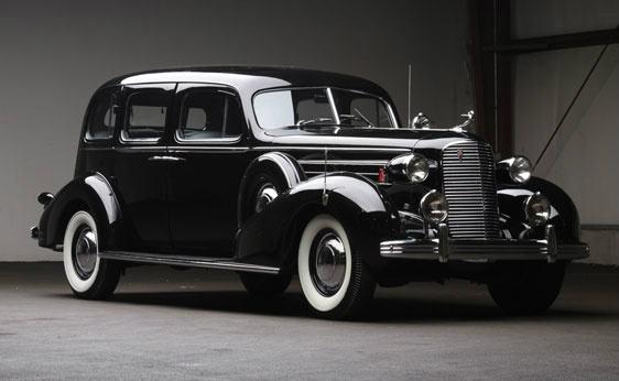 收藏古董车 品牌是一个非常重要的因素