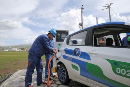 王凤英解读长城新能源汽车和海外战略