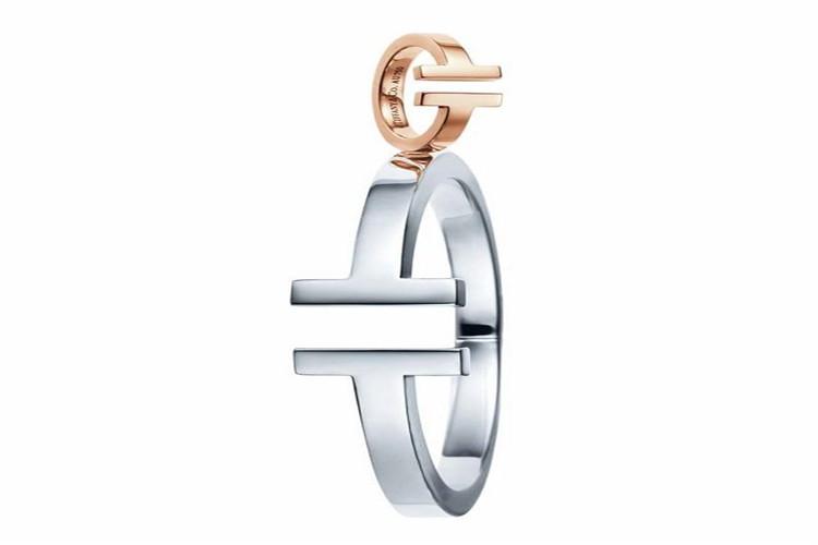 蒂芙尼Tiffany & Co.珠宝系列——T collection_珠宝图片