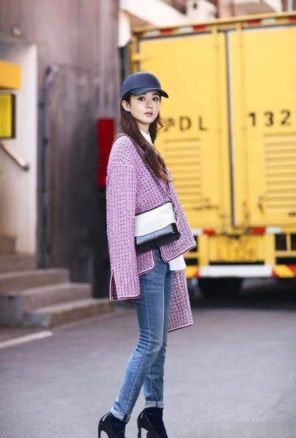 赵丽颖和宋茜撞衫 谁是自带时尚的气质女神