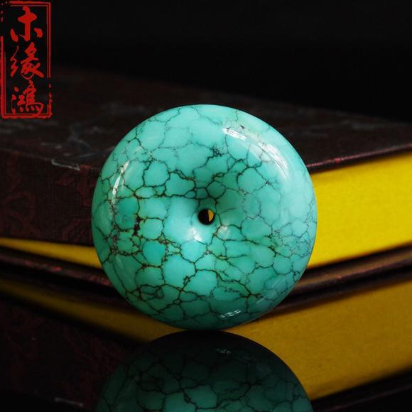 """绿松石:中国""""四大名玉""""之一"""