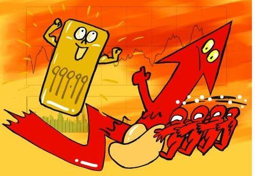 美联储利率决议重磅来袭 黄金有望迎来大反转?