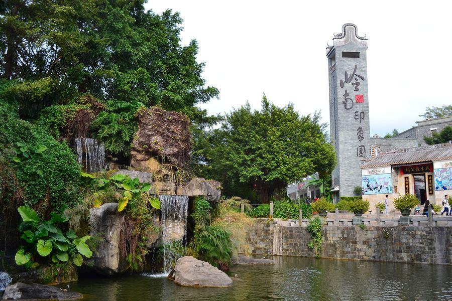 清明短假自驾游游览广州哪里好玩