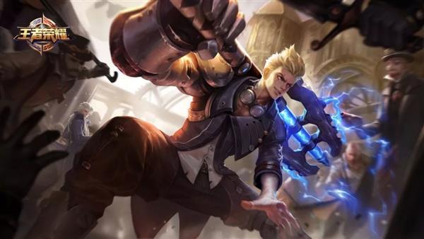 王者荣耀新英雄狂铁:能给任何轻视他的敌人最深刻的教训
