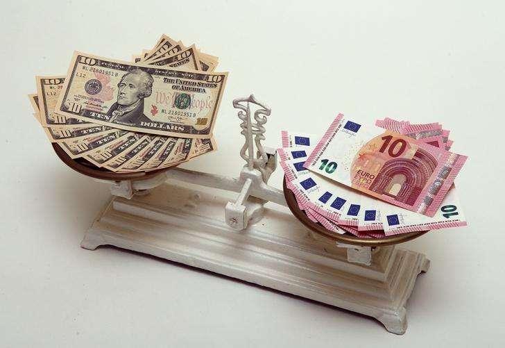 欧元空头胜券在握 这一关口岌岌可危?