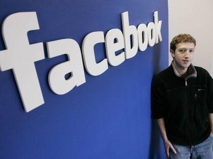Facebook股价两天连续大跌 投资者发起集体诉讼