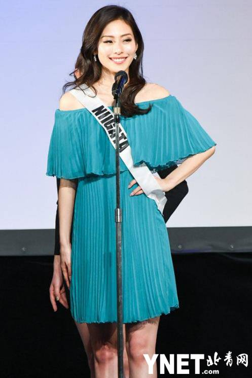 环球小姐日本区落幕 今年的评委是不是该去看看眼科?
