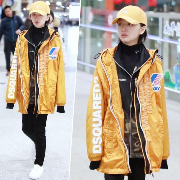 春季怎么穿?周冬雨宋茜带火三款实穿又时髦的外套