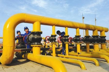 油气企业加快天然气进口 页岩气望推动能源结构转变