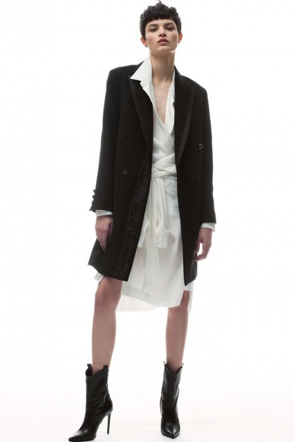 2018开春时尚吸睛大法 白衬衫是时髦精必备单品