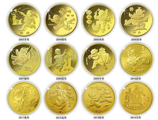 """部分生肖纪念币价格被""""腰斩"""" 现在还能收藏吗?"""