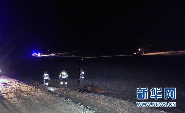 土耳其一战机坠毁 一名飞行员死亡