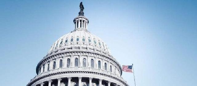 美国高额支出法案 下一步将提交给特朗普签字