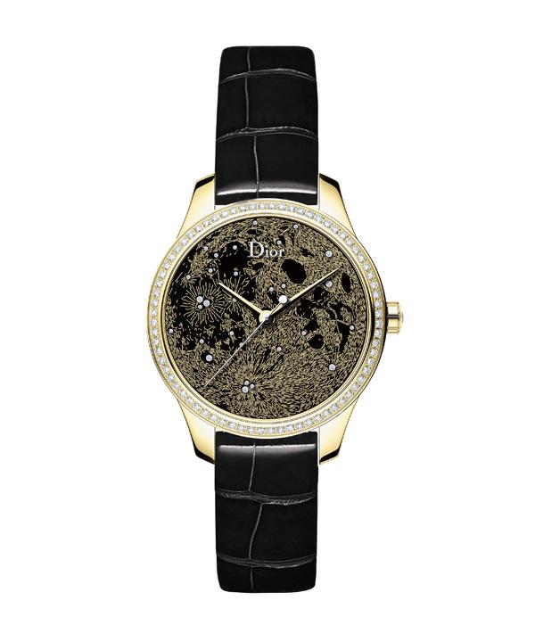 迪奥Clair de Lune全新腕表将限量发售