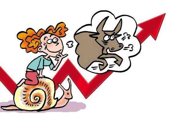资金逃离股市涌入黄金避险