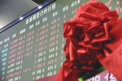 瑞银:中国原油期货将提升人民币在金融市场份量