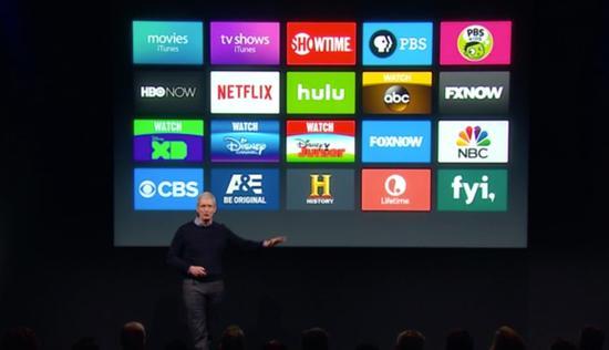 传苹果计划明年3月份推出流媒体视频服务