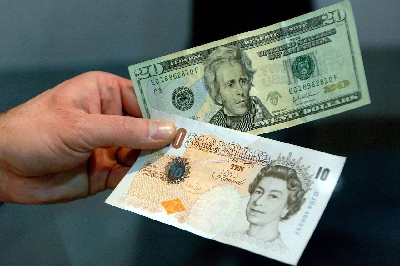 """美元将迎""""残酷""""4月 英镑彼时却将大涨?"""