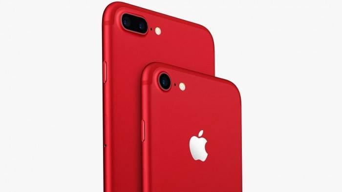 为拉动销量 中国红版iphone 8 plus即将发布
