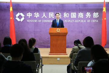 商务部回应贸易战 强调谈判是有原则的