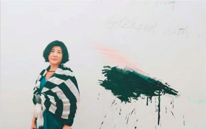 """""""杜华和她的繁花世界""""个展4月3在杭州开幕"""