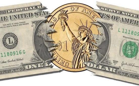 """美元进入""""危险四月"""" 更多厄运还在后头?"""