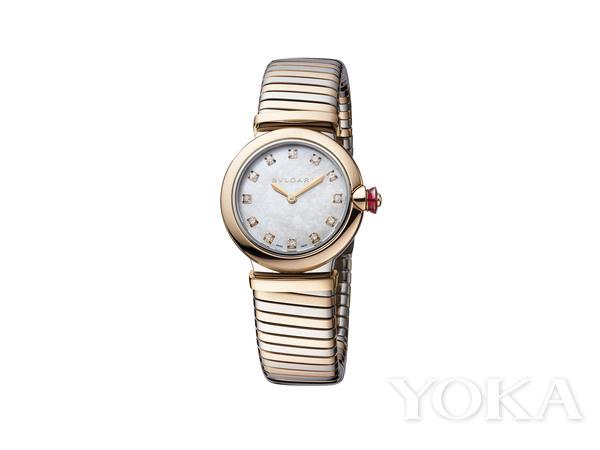 宝格丽Lvcea系列腕表推新 凸显重大设计演进