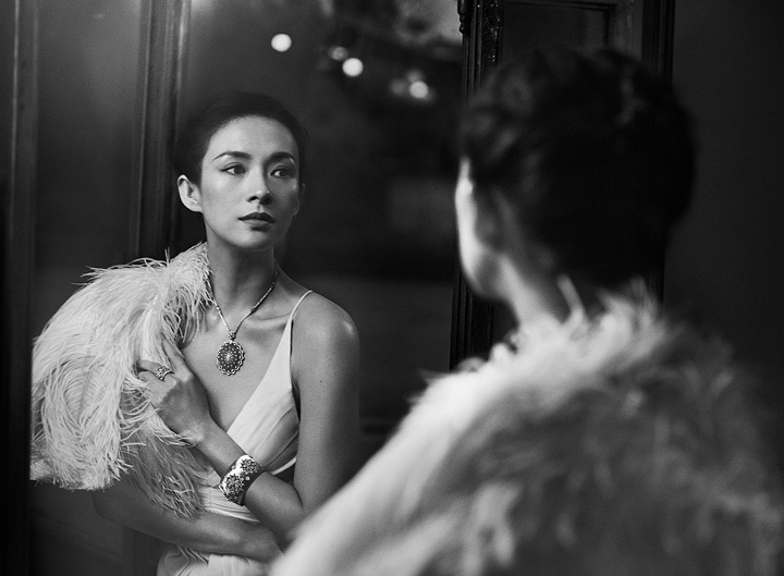 章子怡与卡洛琳·莫菲完美诠释Buccellati的永恒至美