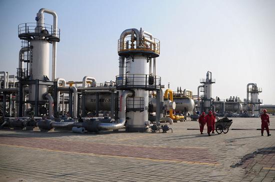 中国石化计划6年内新建1000座车用天然气加气站