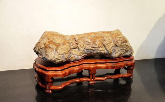奇石贵在大自然鬼斧神工的魅力 收藏讲究天然