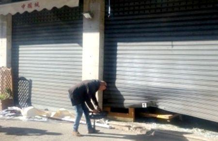 意大利一家中餐馆遭炸弹袭击 警方已介入调查