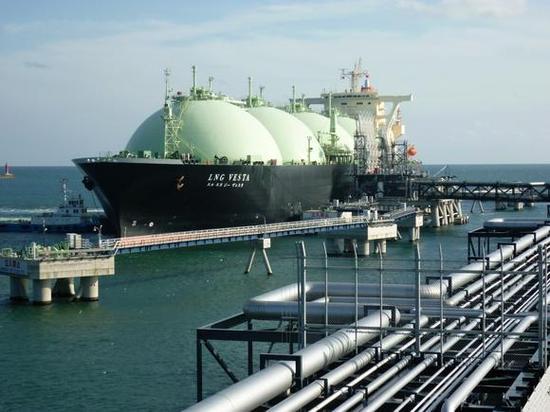 美媒:中国主导东南亚 日企利用液化天然气突围