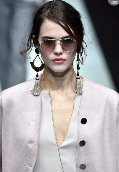 这些耳环让你时髦又显瘦 赶紧收藏起来!