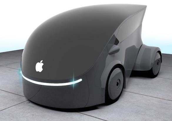 苹果申请自动驾驶汽车VR专利 改变汽车内、外部环境