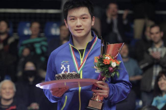 国际乒联2018年4月世界排名 樊振东登世界第一