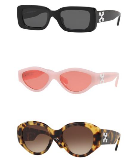 高端太阳镜品牌Sunglass Hut线上发售联名限定款