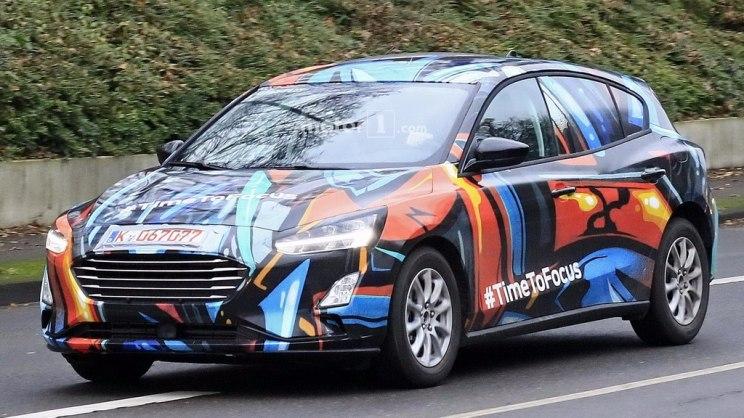 福特全新福克斯RS有望于2020年亮相