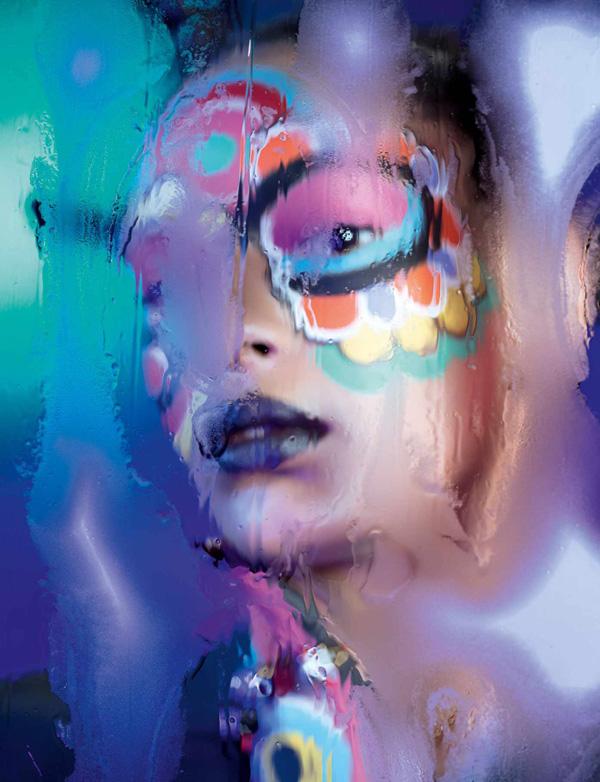 迪奥创意彩妆 玩味缤纷色彩