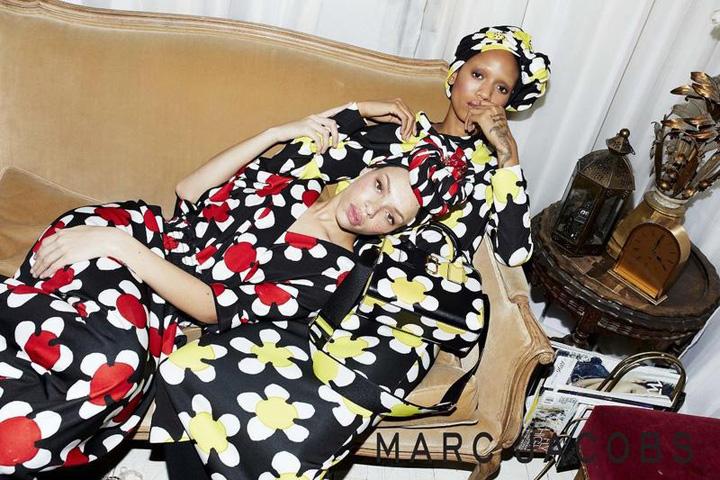Marc Jacobs 2018春夏配件系列广告大片