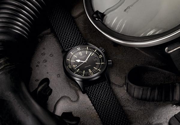 浪琴表推出全新复刻潜水员腕表