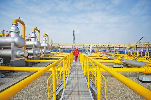 北京油气调控天然气中心冬供任务圆满完成