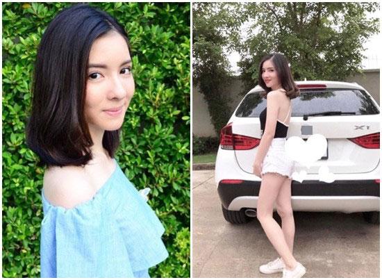 泰国20岁知名女星车祸身亡 尸体被卡在车内动弹不得