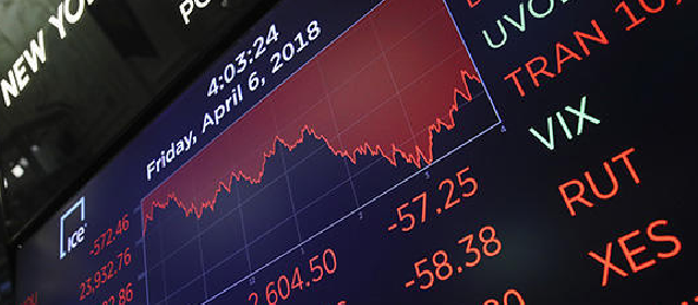 美股暴跌回应征税 特朗普又是怎么表态?