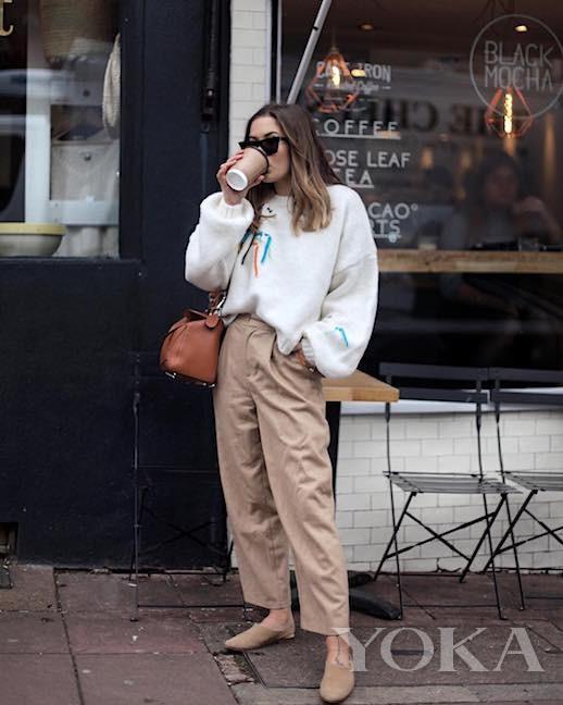 时尚达人必备鞋款 2018穆勒鞋热度不减