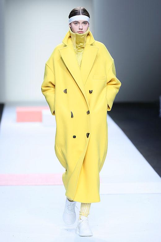 BLINK GALLERY 18秋冬新品亮相上海时装周