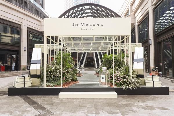 Jo Malone London祖玛珑寻香主题展上海开幕
