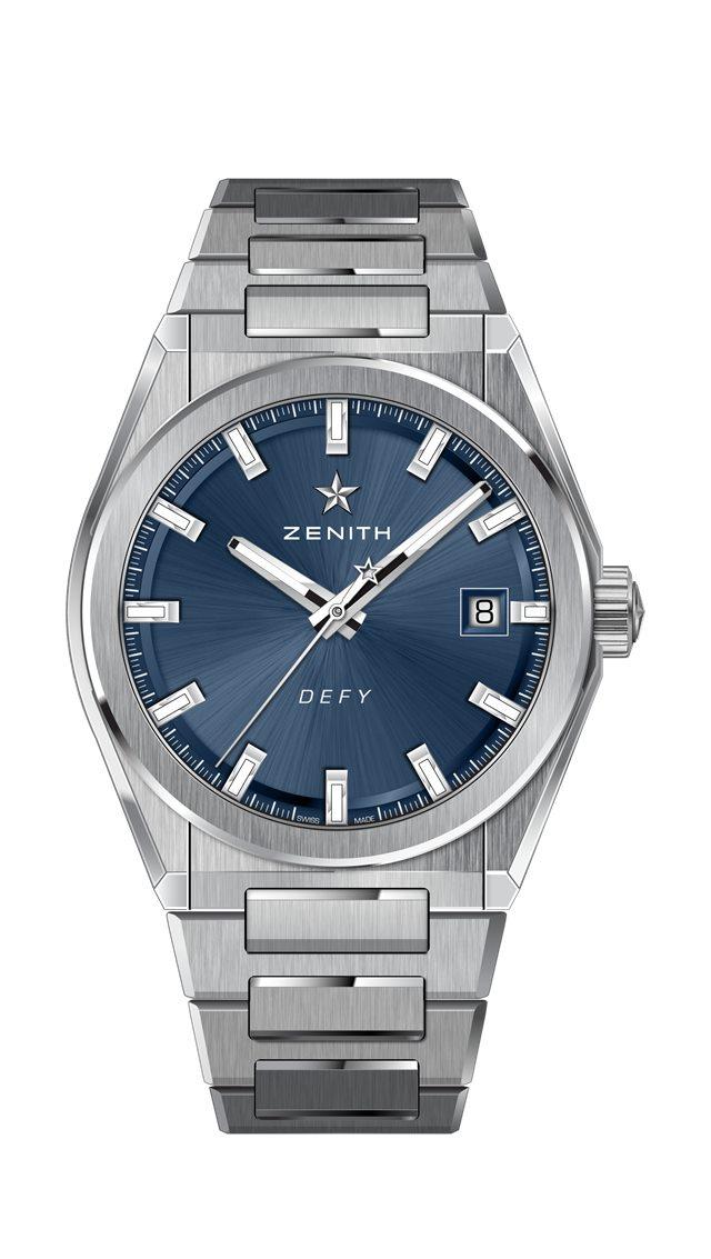 真力时推出全新DEFY CLASSIC腕表