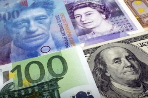 贸易战阴云笼罩不散 美元下跌德拉基谈话支撑欧元