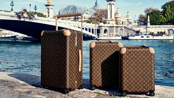 Louis Vuitton推出行李追踪器 让你避免行李丢失问题